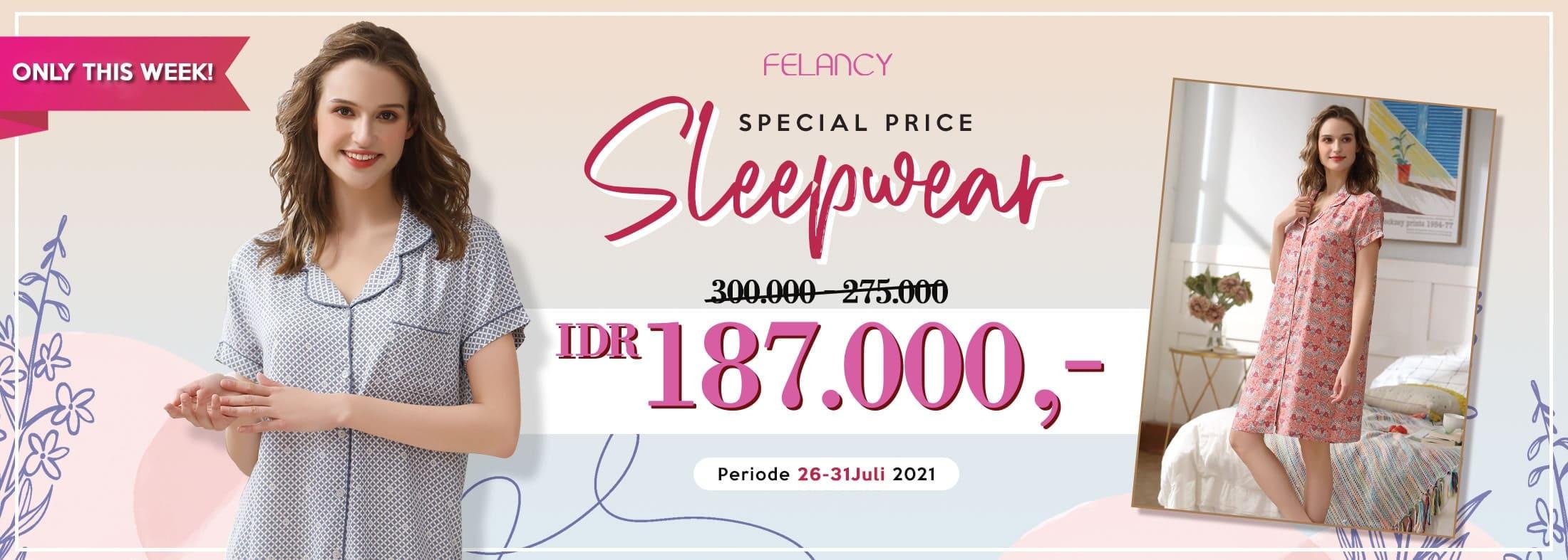 Special Sleepwear